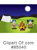 Camping Clipart #85040