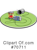 Can Phone Clipart #70711 by jtoons