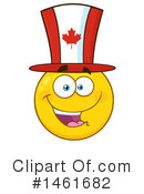 Canadian Clipart #1461682 by Hit Toon