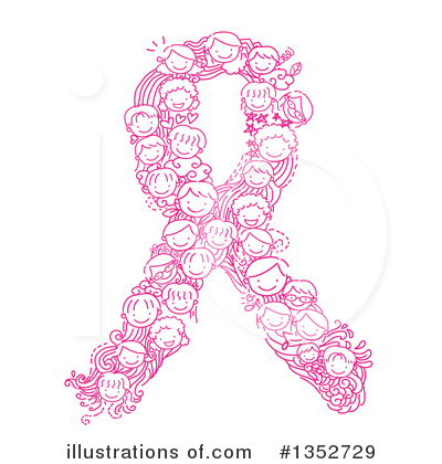 Awareness Ribbon Clipart #1352729 by BNP Design Studio