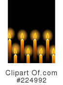 Candles Clipart #224992