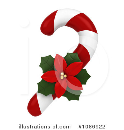 Candy Cane Clipart #1086922 by BNP Design Studio