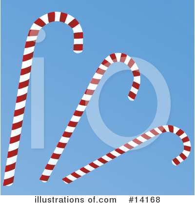 Candycane Clipart #14168 by Rasmussen Images