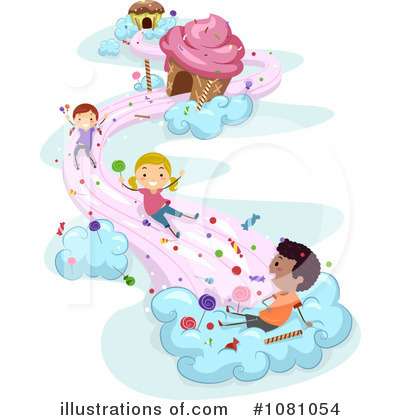 Cupcakes Clipart #1081054 by BNP Design Studio