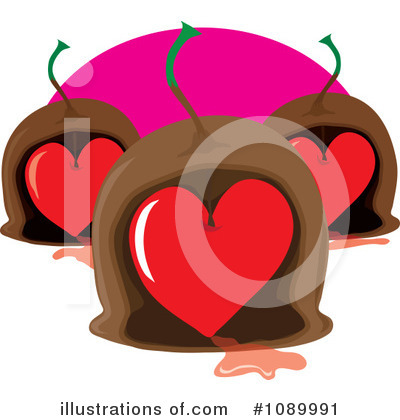 Heart Clipart #1089991 by Maria Bell