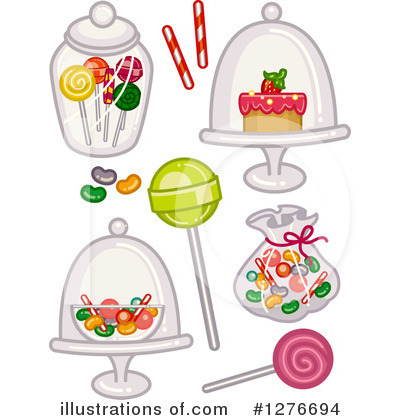 Candy Cane Clipart #1276694 by BNP Design Studio