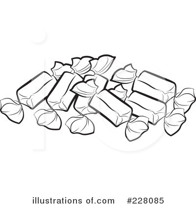 Sweet Clipart Black And White | www.pixshark.com - Images ...