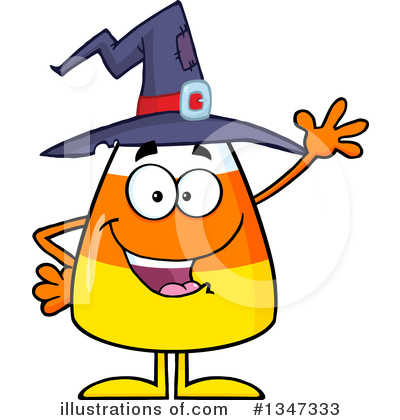 Halloween Clipart #1347333 by Hit Toon
