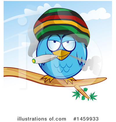 Marijuana Clipart #1459933 by Domenico Condello