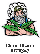 Cannabis Clipart #1700943 by patrimonio