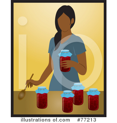 Indian Woman Clipart #77213 by Rosie Piter