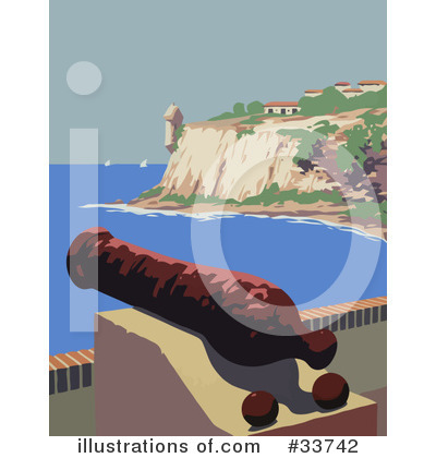 Travel Posters Clipart #33742 by JVPD