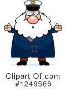 Royalty-Free (RF) Captain Clipart Illustration #1249566