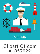 Captain Clipart #1357022