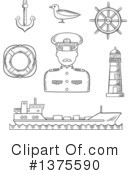 Captain Clipart #1375590