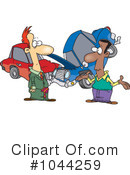 Car Accident Clipart #1044259