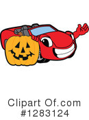 Car Character Clipart #1283124 by Toons4Biz