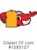 Car Character Clipart #1283127 by Toons4Biz