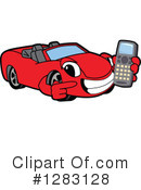 Car Character Clipart #1283128 by Toons4Biz