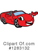 Car Character Clipart #1283132 by Toons4Biz