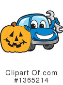 Car Character Clipart #1365214 by Toons4Biz