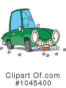 Royalty-Free (RF) Car Clipart Illustration #1045400