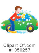 Royalty-Free (RF) Car Clipart Illustration #1050257