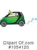 Royalty-Free (RF) Car Clipart Illustration #1054120