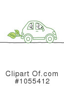 Royalty-Free (RF) Car Clipart Illustration #1055412
