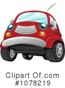 Royalty-Free (RF) car Clipart Illustration #1078219
