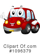 Royalty-Free (RF) car Clipart Illustration #1096379