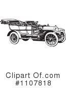 Royalty-Free (RF) Car Clipart Illustration #1107818
