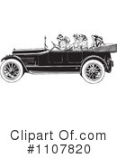 Royalty-Free (RF) Car Clipart Illustration #1107820