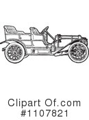 Royalty-Free (RF) Car Clipart Illustration #1107821