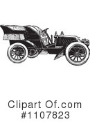 Royalty-Free (RF) Car Clipart Illustration #1107823