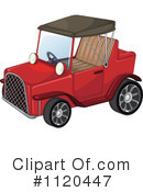 Royalty-Free (RF) Car Clipart Illustration #1120447