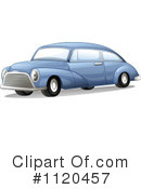 Royalty-Free (RF) Car Clipart Illustration #1120457