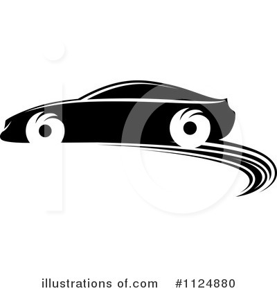 Car Clipart #1124880 by Vector Tradition SM