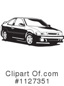 Royalty-Free (RF) Car Clipart Illustration #1127351
