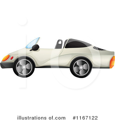 Car Clipart #1167122 by Graphics RF