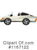 Royalty-Free (RF) Car Clipart Illustration #1167122