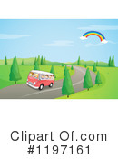 Royalty-Free (RF) Car Clipart Illustration #1197161