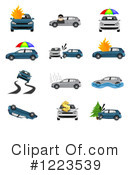 Car Clipart #1223539 by vectorace