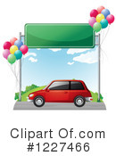 Car Clipart #1227466 by Graphics RF