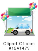 Car Clipart #1241479 by Graphics RF