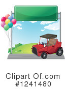 Car Clipart #1241480 by Graphics RF