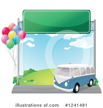 Kombi Clipart #1241481 by Graphics RF