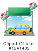 Car Clipart #1241482 by Graphics RF