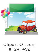 Car Clipart #1241492 by Graphics RF