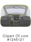 Car Clipart #1245121 by BNP Design Studio